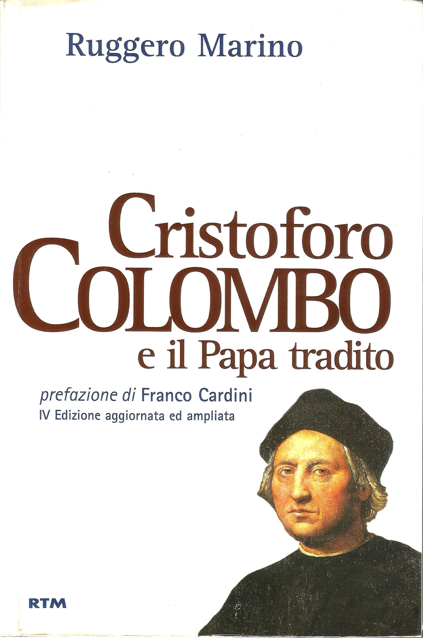 Ruggero Marino Cristoforo Colombo Ruggero Marino