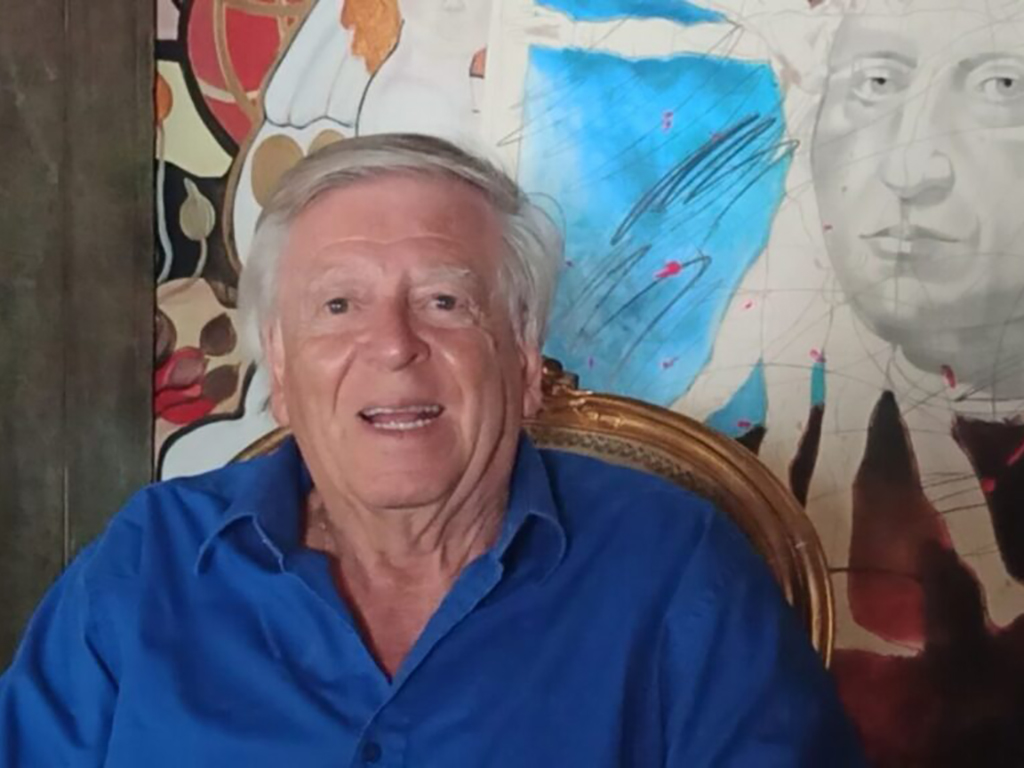 """""""DANTE, COLUMBUS AND THE END OF THE WORLD"""" - AN INTERVIEW WITH RUGGERO MARINO"""