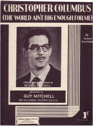 Guy Mitchell Christopher Columbus 1