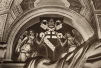 19-affresco-angeli-con-stemma-innocenzo-VIII-Palazzi-Vaticani-galleria-dei-busti