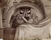 22-affresco-angeli-con-stemma-Innocenzo-VIII-Palazzi-Vaticani-galleria-dei-busti-2