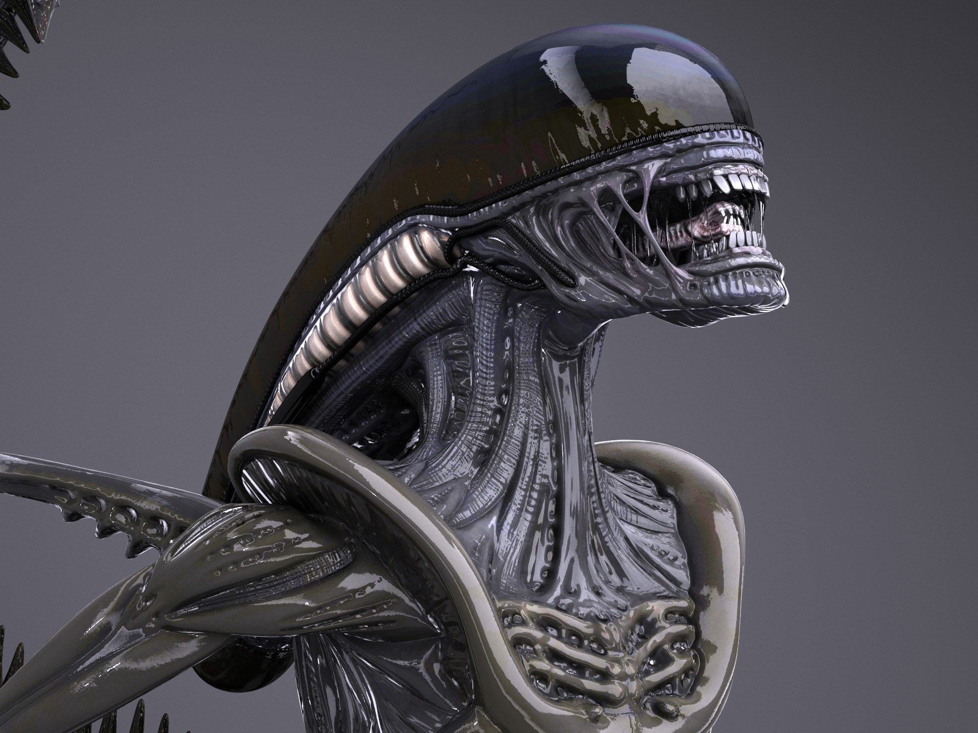 blog alien xenomorph