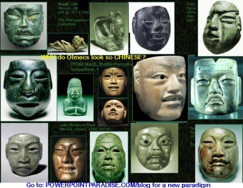 china olmec