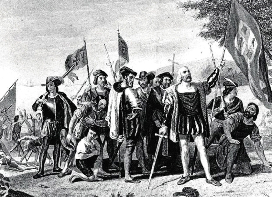 columbus san salvador 1492 the landing of christopher columbus guanahani