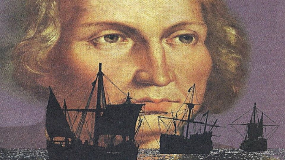cristobal colon i caravelas