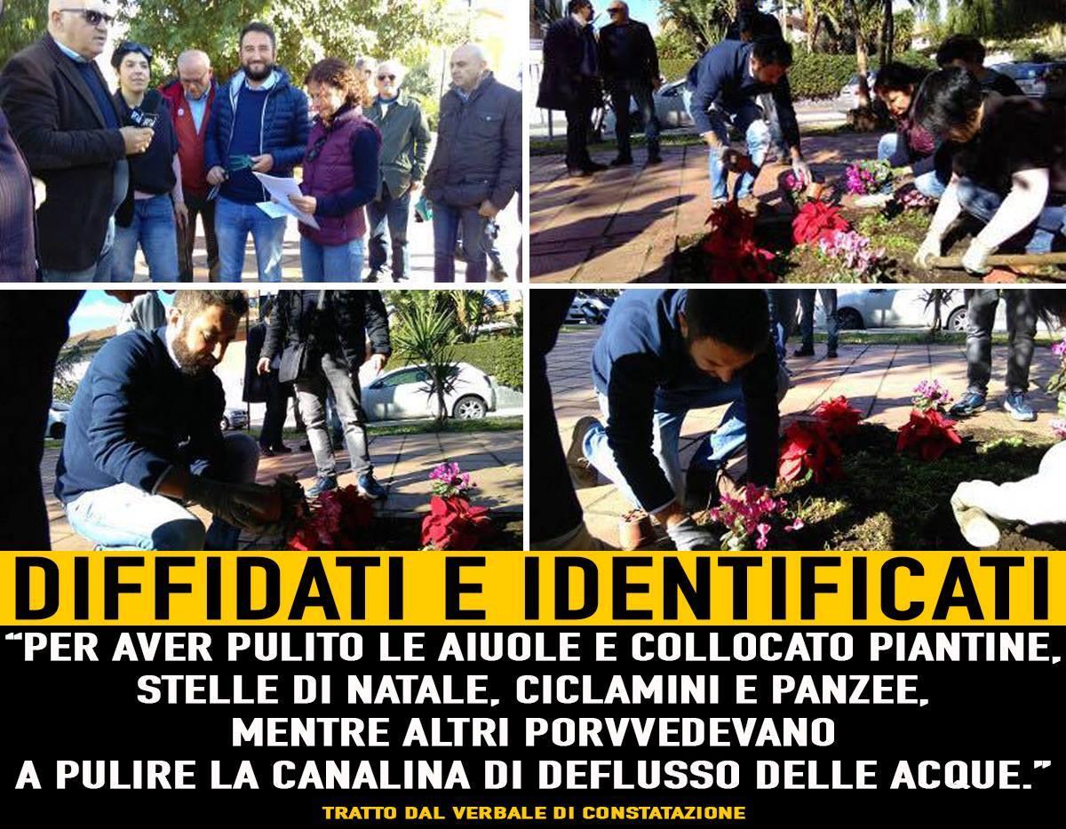 Grazie ai ragazzi a roma del decoro urbano ruggero for Ufficio decoro urbano roma