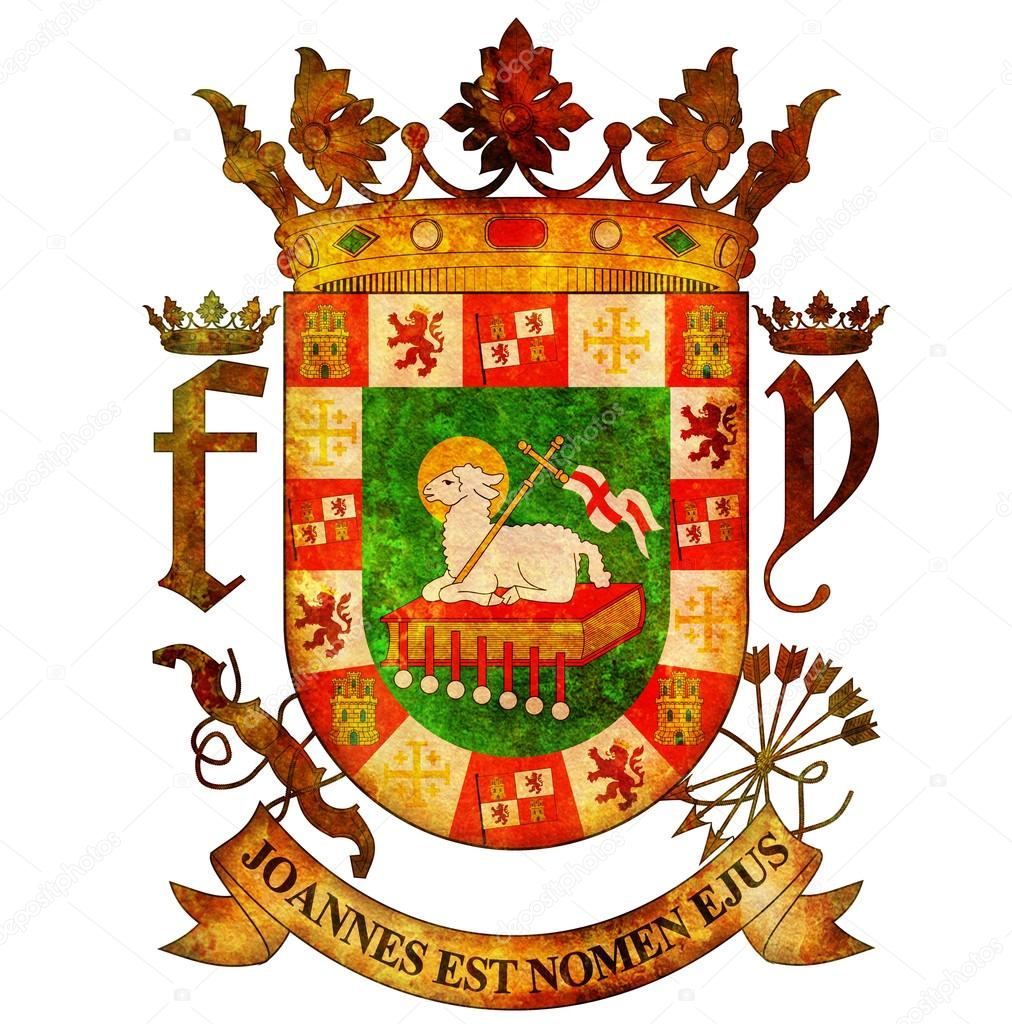 stemma Coat of arms of Puerto Rico