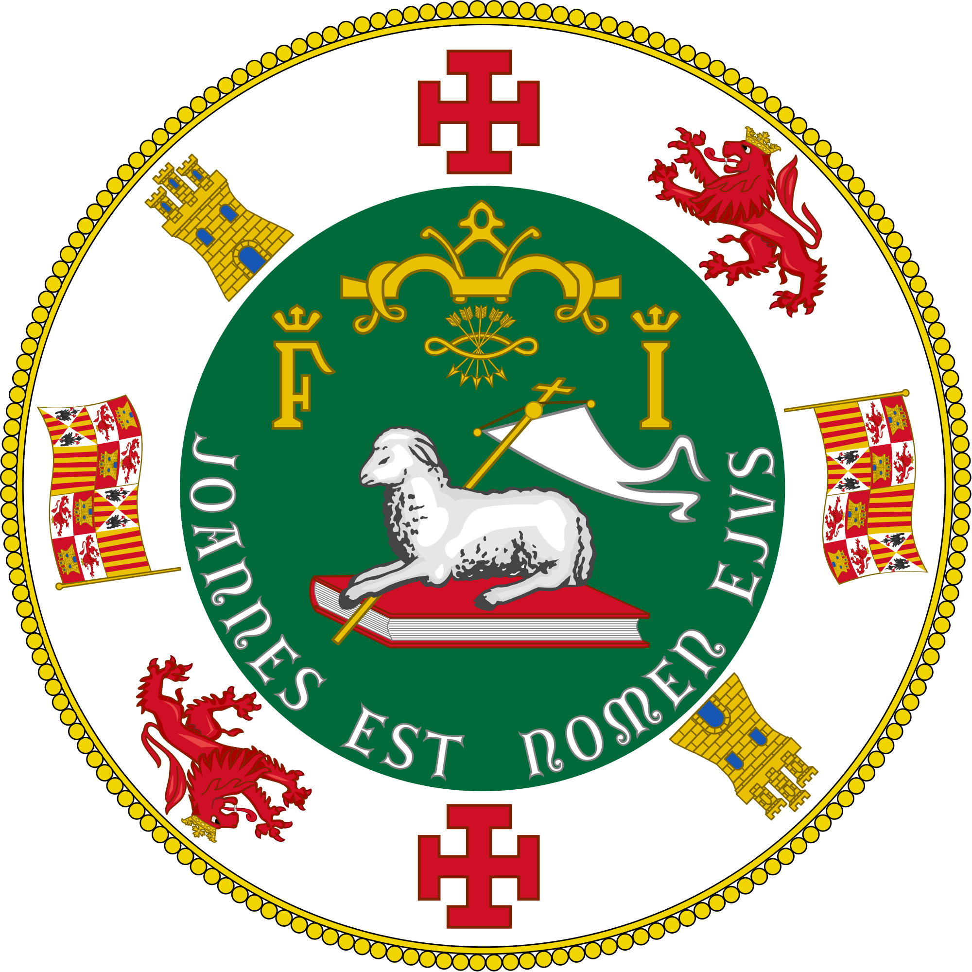stemma senate seal of government Puerto Rico
