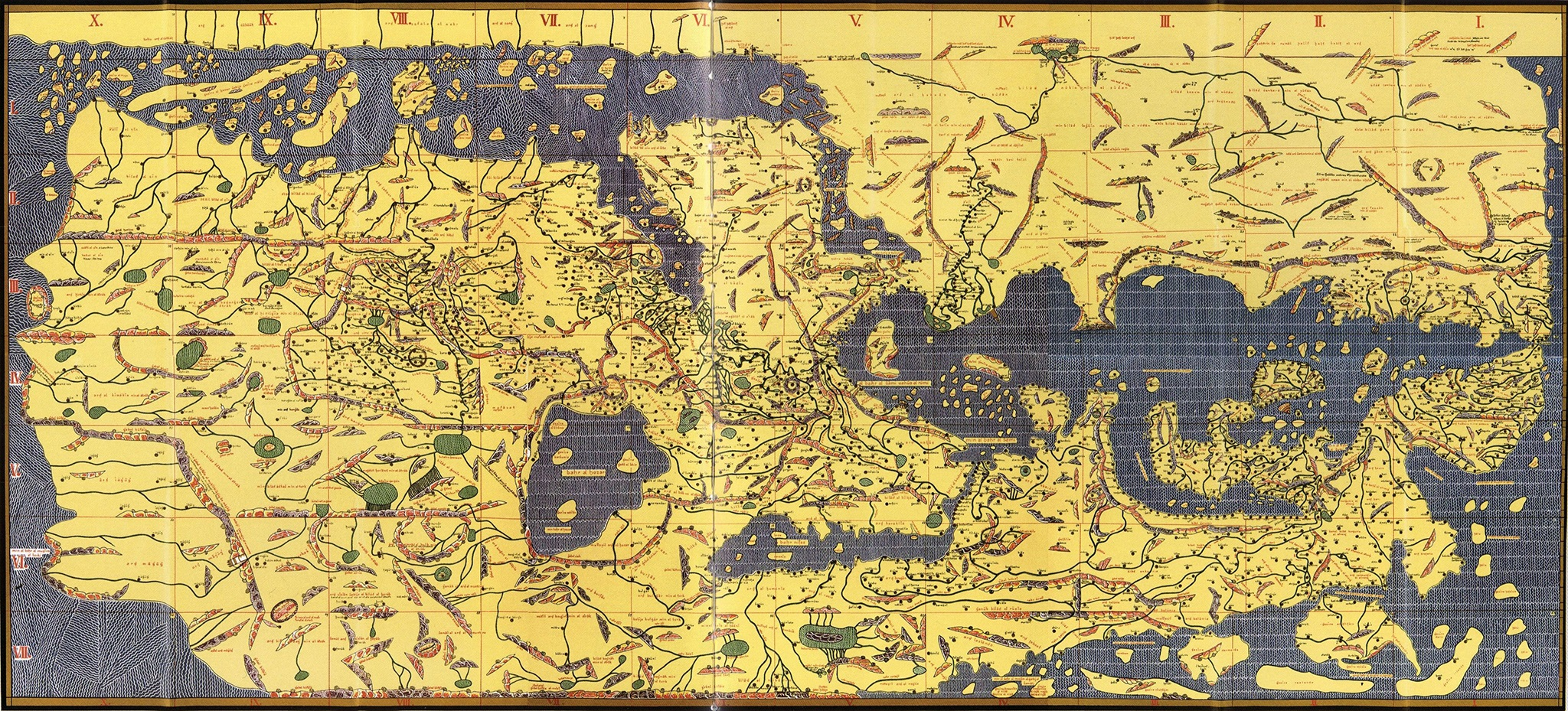 tabula rogeriana north down